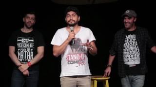 Desafio Comédia Ao Vivo - Menino  do Acre / Assédio José Mayer - Stand Up Comedy