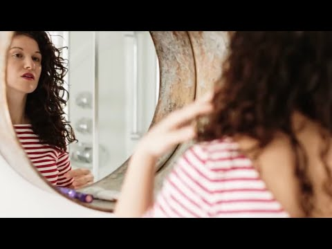 Quick/Easy Natural Curls (Night Out Routine)
