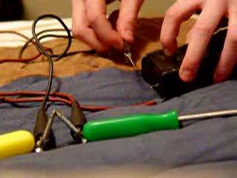 potato gun camera igniter