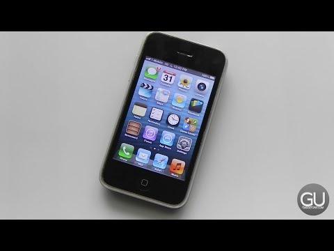 Old Phone Overview: iPhone 3GS (2009, iOS 6.1.6, jailbroken & unlocked)