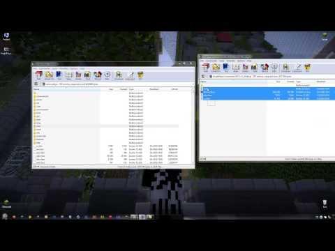 [CZ] Minecraft - Instalace Singleplayer Commands + WorldEdit 1.5.2