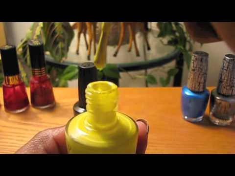 How-to: Thin out your old, thick, nail polish