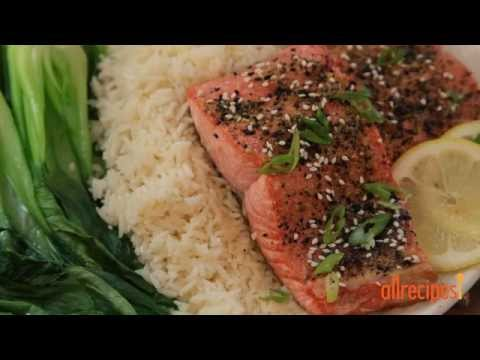 How to Make Lemon Pepper Salmon II | Salmon Recipes | Allrecipes.com