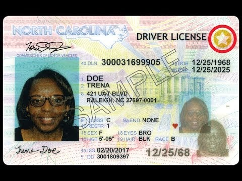 Introducing N.C. REAL ID