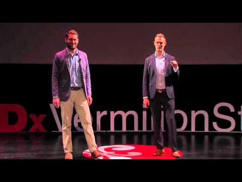 Leaving Your Fingerprint on Society | Andy Riviere & Shayne Kimble | TEDxVermilionStreet
