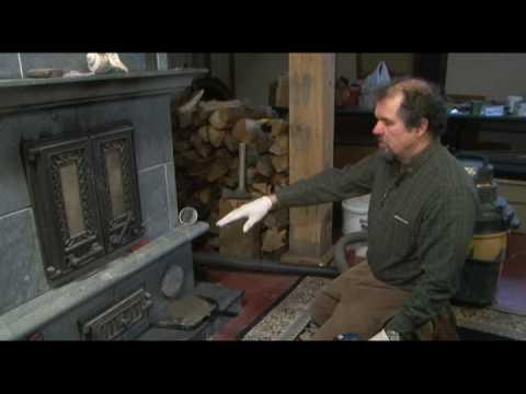 Cleaning a Masonry Heater