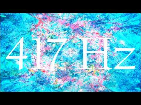 417 Hz Solfeggio Meditation | Wipe Negativity + Anxiety