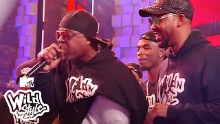 RZA of the Wu-Tang Clan Leaves Nick Cannon Speechless | Wild