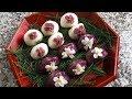 Songpyeon rice cake (송편)