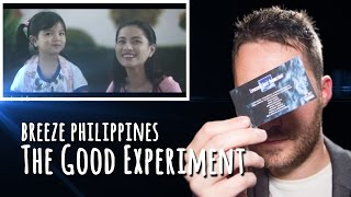 Breeze Philippines - The Good Experiment | REACTION
