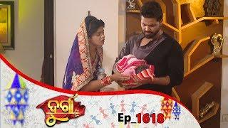 Durga | Full Ep 1618 | 15th Feb 2020 || Odia Serial – TarangTV