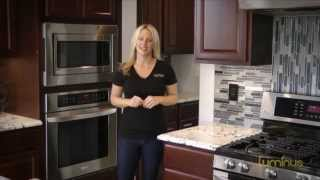 How to Install Under Cabinet Lighting - Dimmable LED lighting kit