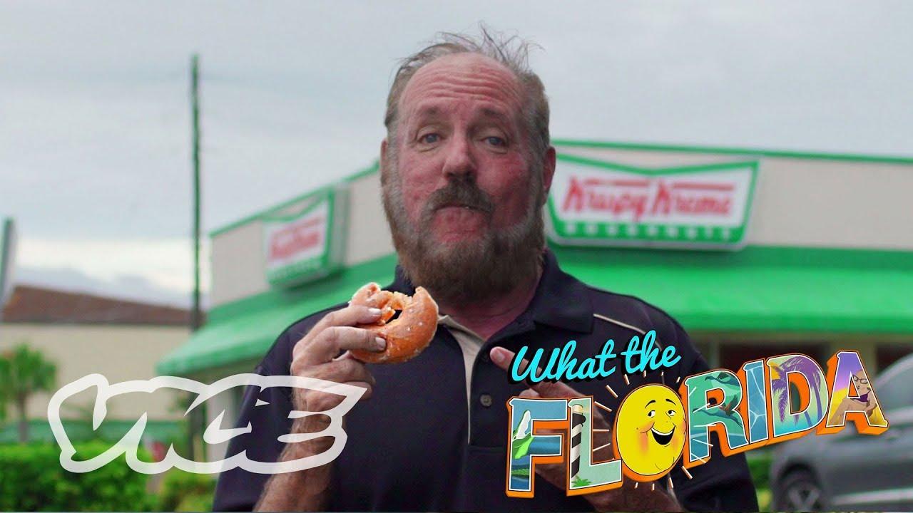 Police Arrest Florida Man Over a Donut | WTFLORIDA