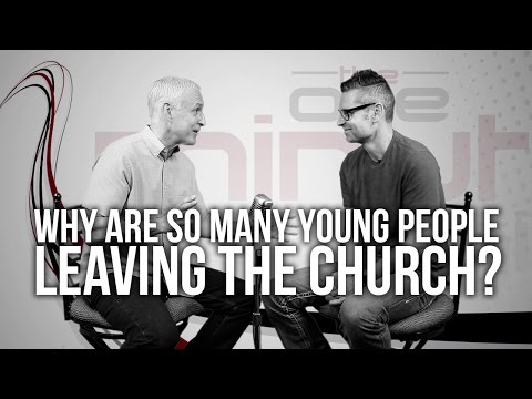 581. Why Are So Many Young People Leaving The Church?