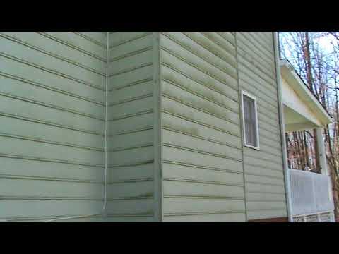 HandyANDY - how to repair rotted masonite siding in Woodstock