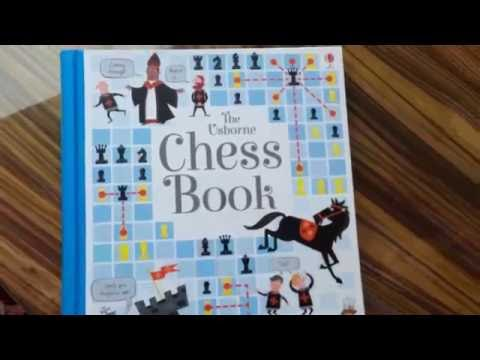 The Usborne Chess Book - Unboxing & Review