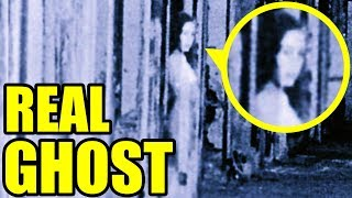 7 Real Ghost Sightings That Will Freak You Out