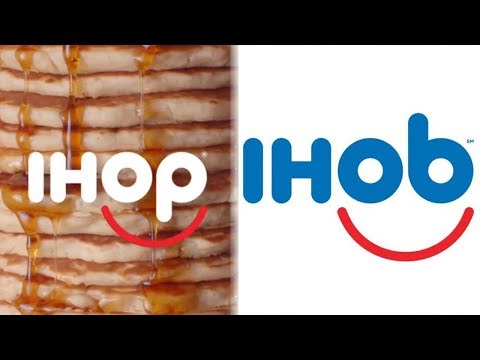 IHOP Restaurant Changing Its Name To IHOB & Fans Are FREAKING Out