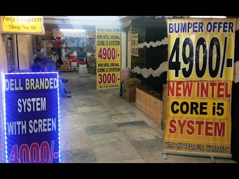 Hyderabad Computers WholeSale Market Cheap Computer Peripherals and Accessories