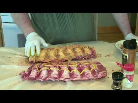 SmokingPit.com - Mesquite Smoked Sweet & Tangy Beef  Ribs - Traeger Texas Elite