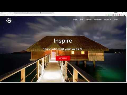 Sydney: How to Create a WordPress Website
