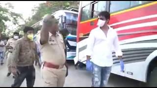 Actor Sonu Sood arranges more buses & sends migrants back to UP, Karnataka, Jharkhand & Bihar