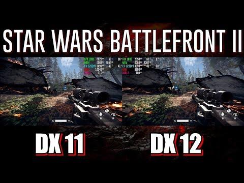 Star Wars Battlefront II: DirectX 11 vs DirectX 12