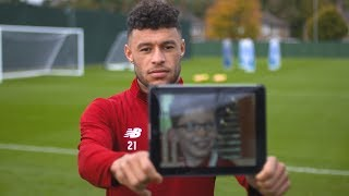 Sam's Disney Surprise: Oxlade-Chamberlain helps fulfill a young fan