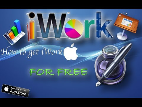 How to get iWork for free
