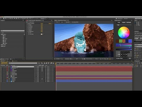 How to export videos files from abobe after effects , mac, windows, linux  (2018)