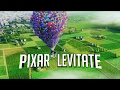 Pixar Tribute Montage - Levitate (Imagine Dragons)