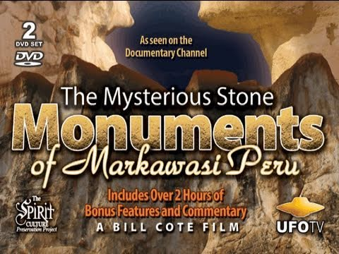 The Mysterious Stone Monuments of MARKAWASI PERU - FEATURE