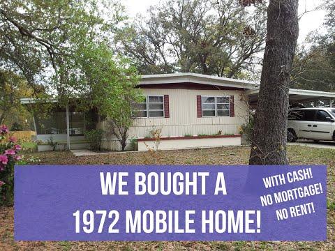 $14k Home Tour | 1972 Mobile Home