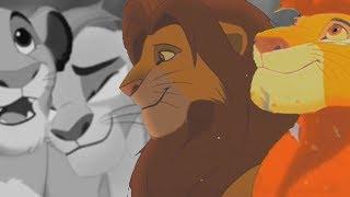 Simba and Kion (FULL CROSSOVER)