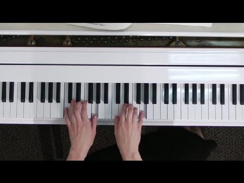 How to Keep Two Melodies on a Piano : Tips on Playing the Piano
