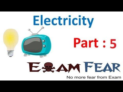 Physics Electricity part 5 (Ohms Law & resistivity) CBSE class 10 X