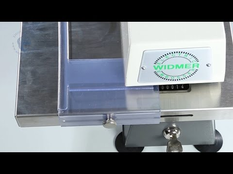 Widmer E-3 Embosser - Electronic Embossers | Acorn Sales