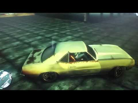 How to find a rusty car in gta 4