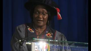 Namibia University of Science and Technology hosts 21st graduation ceremony-NBC