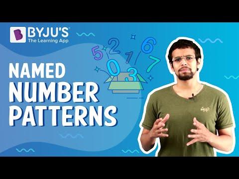 Named Number Patterns