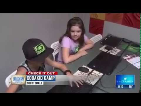 CodaKid Kids' Coding and Game Design Camps