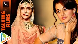 Padmavati Attack | If We Speak Out, Stones Are Pelted At Our Houses | Taapsee Pannu | Manoj Bajpayee