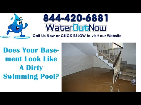 Flooded Basement Clean up in Columbus Ohio  | Water Out Now The Highest Rated Basement Flood