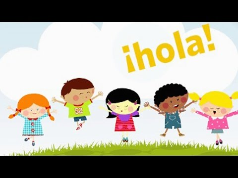Learn Spanish for kids | Game cartoon for children | Spanish Educational video for babies