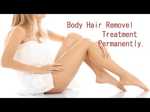 How I removed my armpit hair permanently body hair removal | Beauty salon