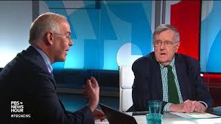 Shields and Brooks on White House chaos, gun control polarization