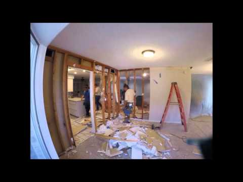 How Much Does it Cost to Remove a Load Bearing Wall? - Dallas, TX