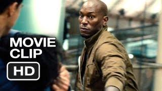 Fast & Furious 6 Movie Clip - Waterloo Attack (2013) - Vin Diesel Movie HD