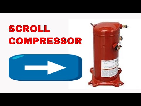 Scroll Compressor Troubleshooting   Locked Rotor