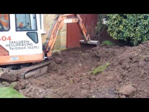 Installing a new Gravel Driveway